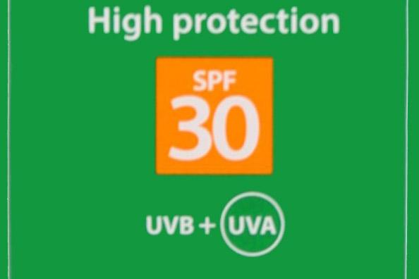 alhydran biedt bescherming tegen uva en uvb stralen